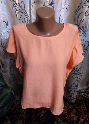 Лаконичная женская блуза marks & spencer