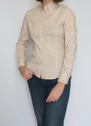 Рубашка, блуза, tommy hilfiger