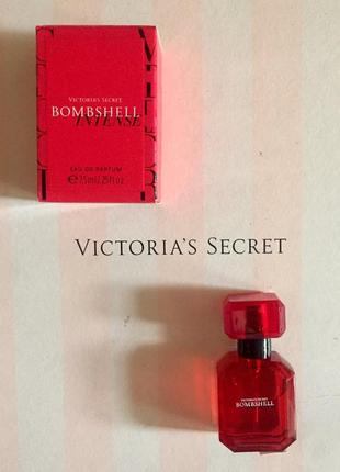 Духи victoria's secret bombshell intense mini 7,5 ml