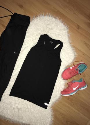 🌿черная бесшовная майка hema майка борцовка для спорта фитнеса бега