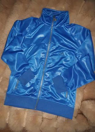Спортивная кофта, ветровка, куртка adidas оригинал