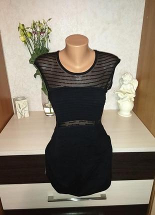 Маленькое чёрное платье c&a германия