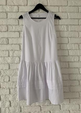 Белое платье cardo