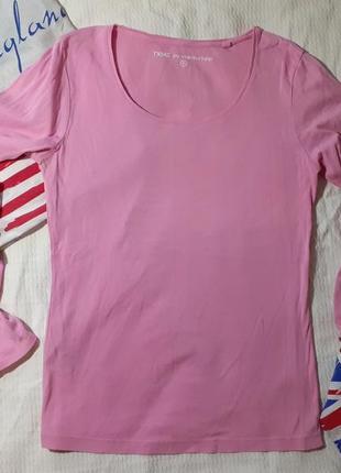 Реглан свитрер кофта футболка длинный рукав трикотажка трикотажная яркая тонкая