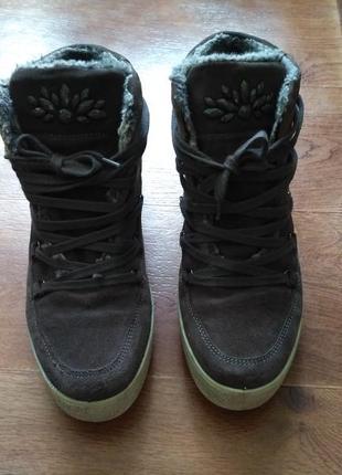 Зимние женские ботинки imac (италия)