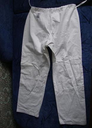 Новые штаны для тхэквондо костюм тхеквондо дзюдо карате рост 180