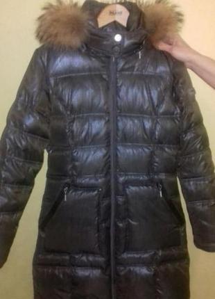 Пальто-пуховик frieda freddies оригинал