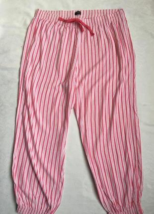 Домашние пижамные штаны 4-5xl (56-58)