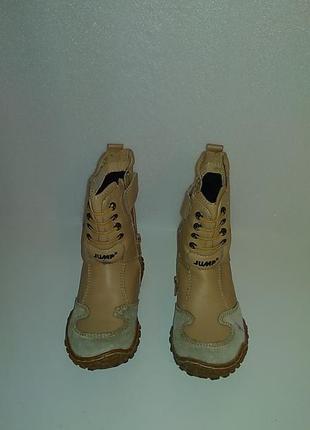Отличные демисезонные ботинки geox