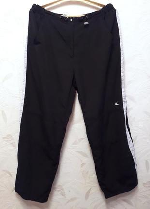 Легкие, тонкие спортивные штанишки, 50-52, c&a, германия