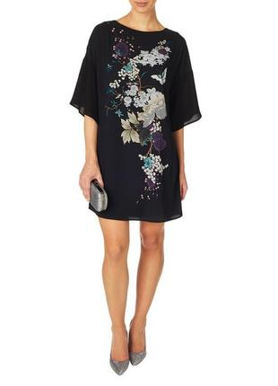 Phase eight стильное роскошное платье, р.10-38, s-m
