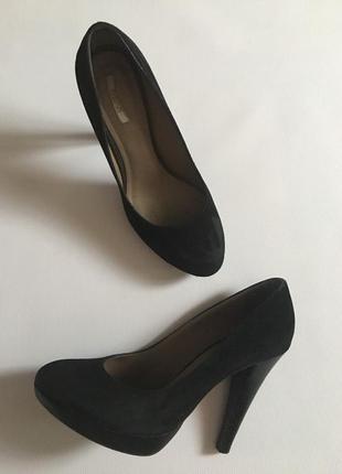 Туфли на каблуке geox 37 размер