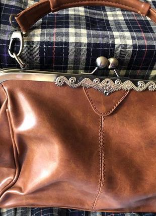 Елегантна сумка-клатч