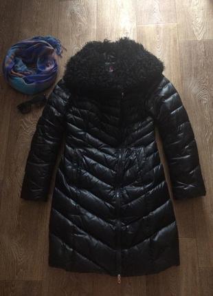 Пуховик зимнее пальто