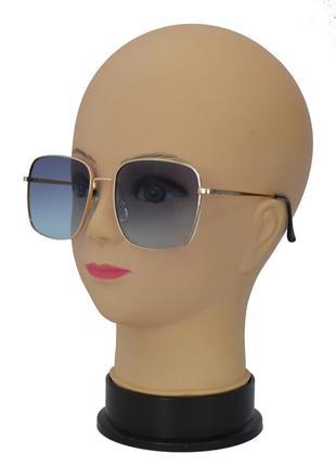 Модные женские солнцезащитные очки 80661, жіночі сонцезахисні окуляри новинка
