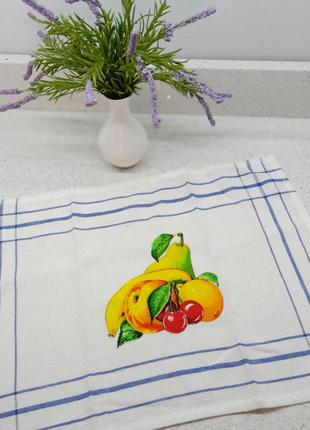 "Полотенце ""фрукты"""