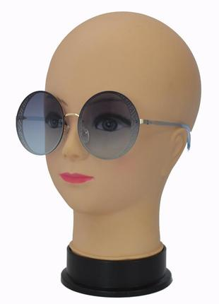 Модные женские солнцезащитные очки 80664, жіночі сонцезахисні окуляри новинка