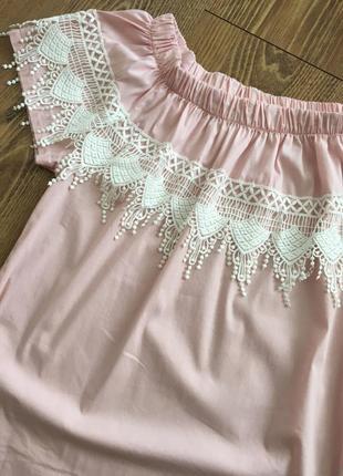 Стильная летняя блузочка
