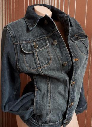 Джинсовая куртка,джинсовый пиджак,джинсовка