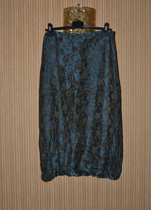 М/38 нарядная юбка expresso, ткань супер, жаккард