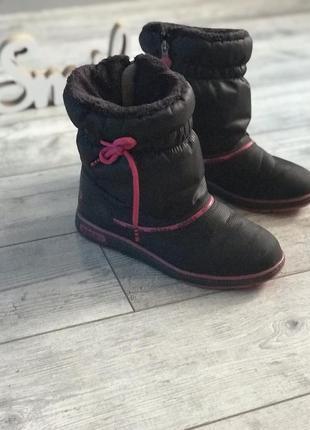 Сапожки adidas warm comtort