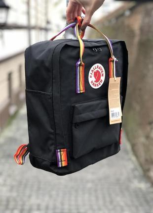 Kanken канкен рюкзак fjallraven kanken 16l топ качество