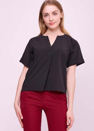 Летняя легкая блузка 2050