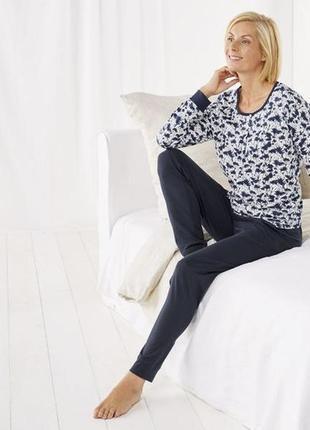Пижама esmara® lingerie евро размер м 40/42 наш 48-50р.