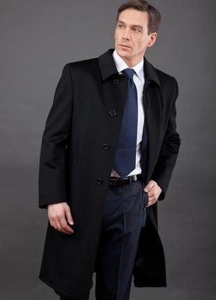Драповое классическое пальто west fashion revolution
