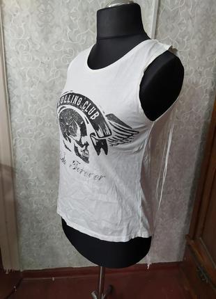 Мега крутая стильная оригинальная футболка майка