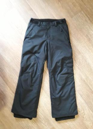 Зимние лыжные штаны o'neill 152см