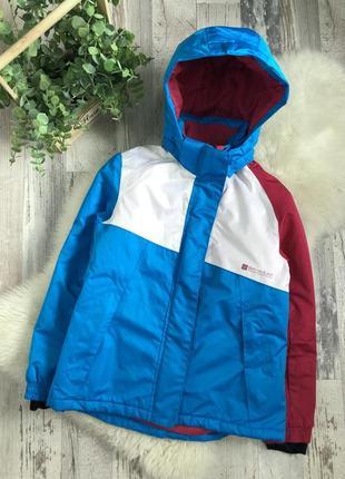 Лыжная термо куртка на девочку