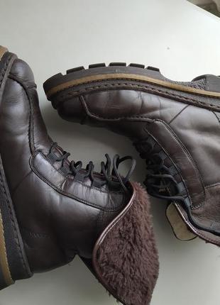Очень качественные теплые зимние сапожки, ботинки