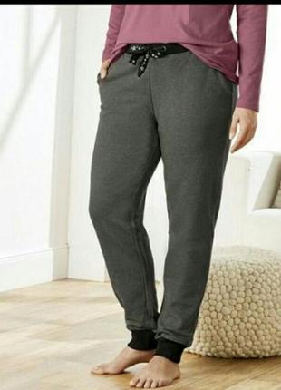 Спортивные штаны, esmara, размер евро l 44/46, с начесом (см.замеры)