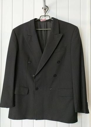Чоловічий піджак із шерсті мериноса licona оригінал