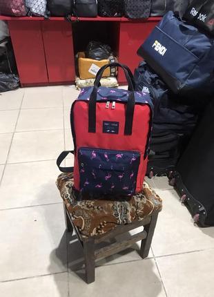 Молодежный рюкзак! супер стильный,очень много расцветок.