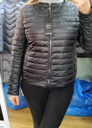 Курточка a&j биопух куртка весенняя2 фото