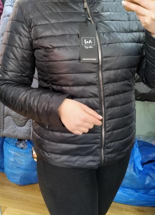 Курточка a&j биопух куртка весенняя6 фото
