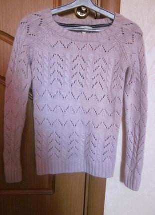 Фирменный свитер размер xs