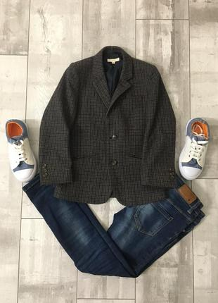 Мега крутой пиджак в клетку для настоящего модника от lewis's