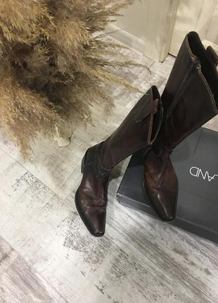 Стильные ботинки/сапоги (деми)👌