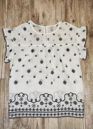 Красивейшая блузка вышиванка