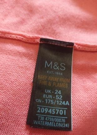 ❤️скидка❤️с 20.03 по 1.04❤️яркий стильный свитер большого размера в звёздах от m&s6 фото