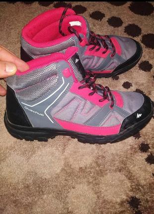Ботинки термоботинки зимние хайтопы кроссовки