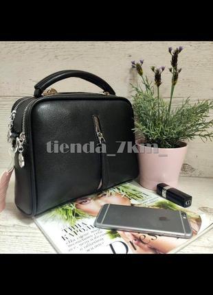 Женская сумка через плечо / клатч eteralsmile hx130  black