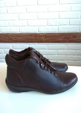 Ботинки деми кларкс 39 размер