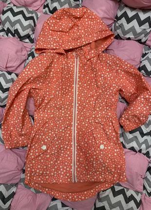 Пальто плащ ветровка для девочки