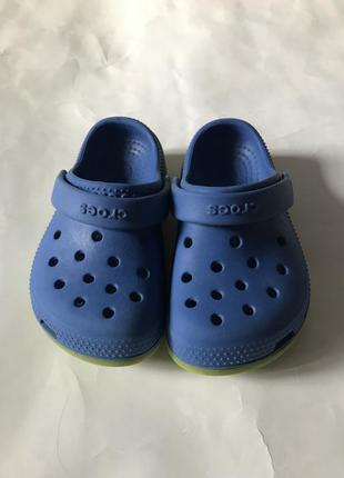 Сланці crocs 6c7