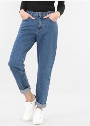 Levi's винтажные джинсы с высокой посадкой