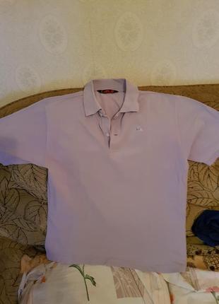 Брендовая мужская футболка  robe did kappa